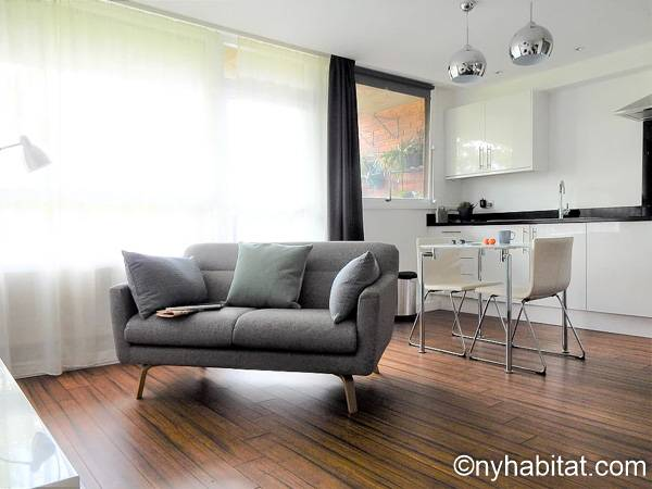 London - Studio apartment - Apartment reference LN-2002