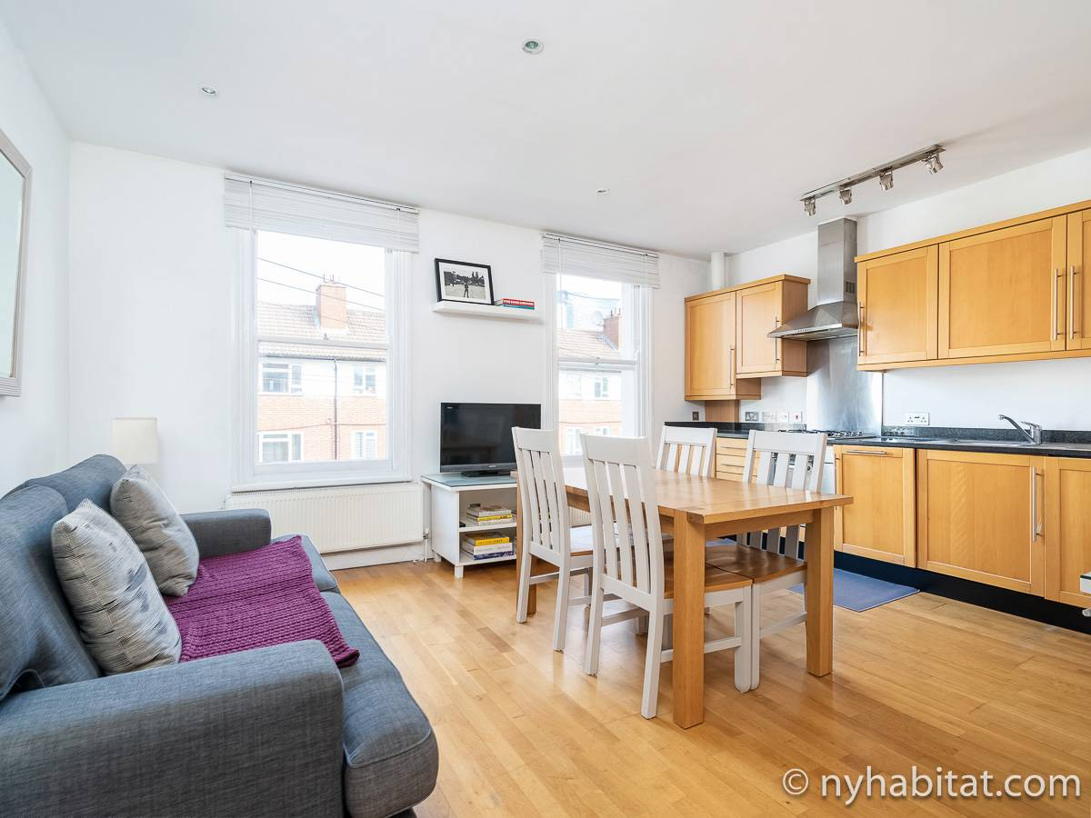 London - 2 Bedroom apartment - Apartment reference LN-2003