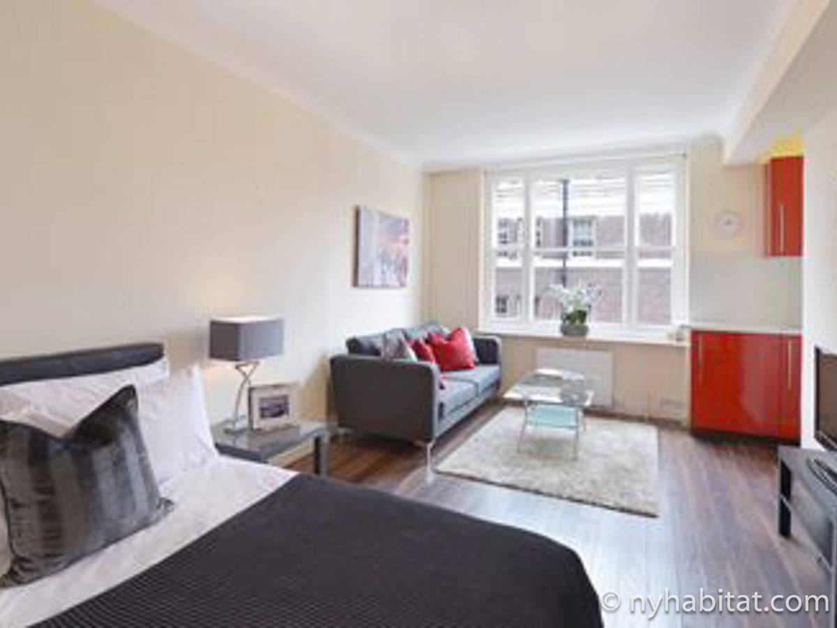London - Studio apartment - Apartment reference LN-2008