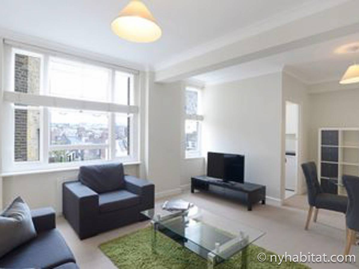 London Furnished Rental - Apartment reference LN-2009