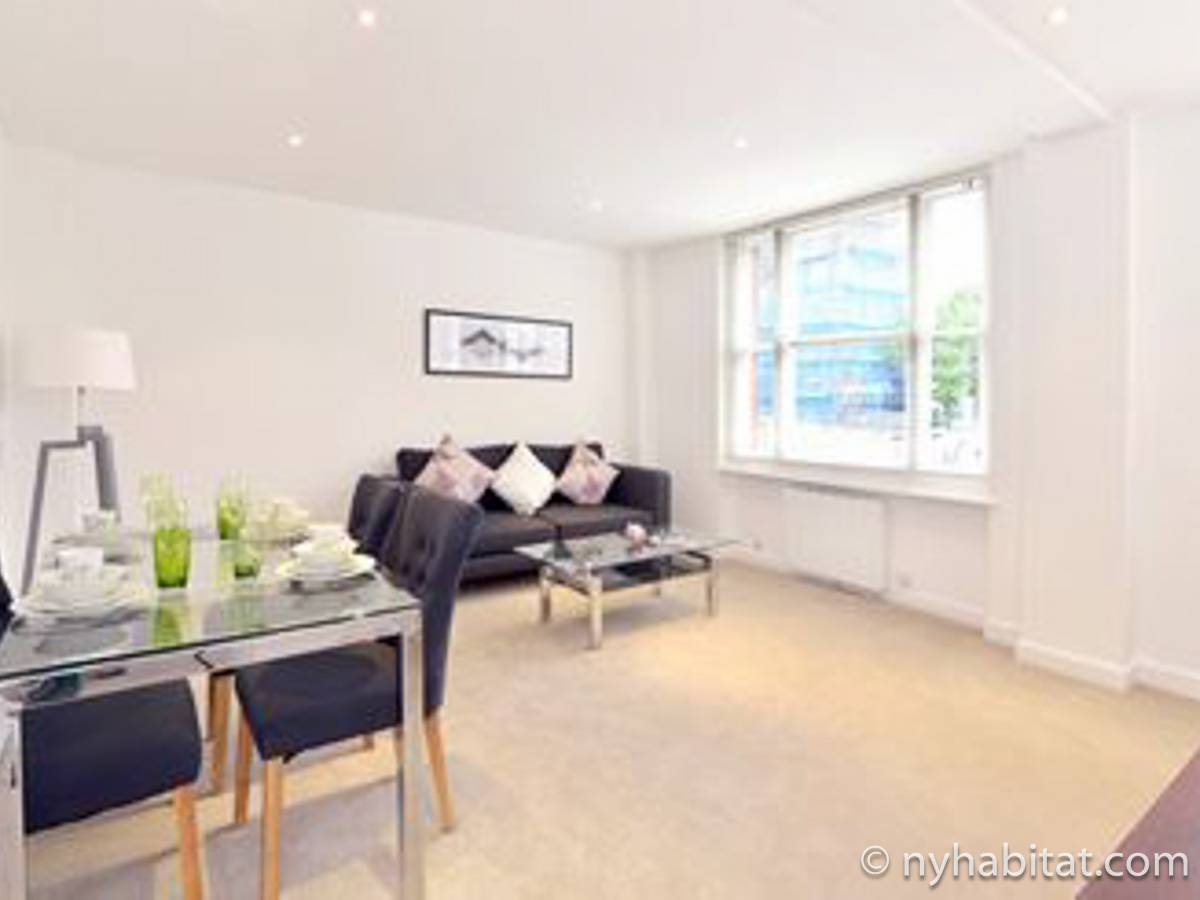 London Furnished Rental - Apartment reference LN-2010
