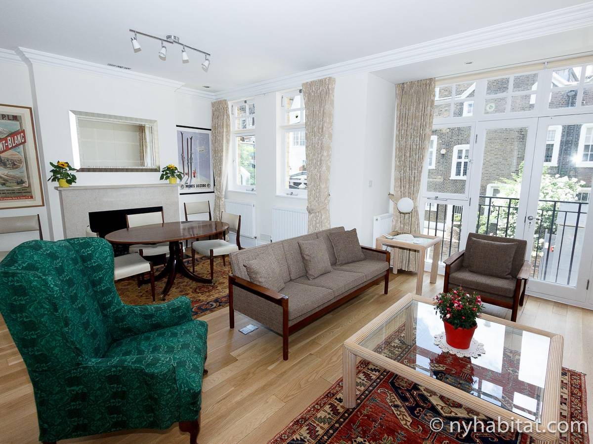 London - 3 Bedroom accommodation - Apartment reference LN-2011