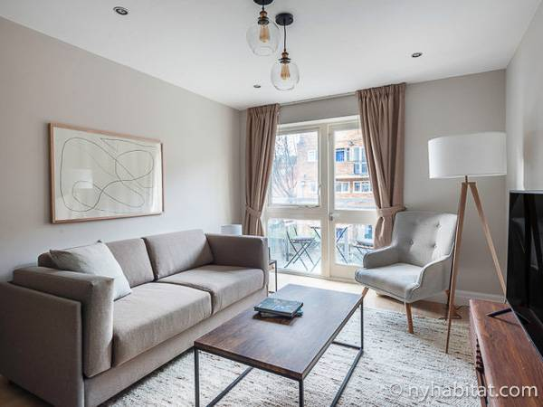 London - 1 Bedroom apartment - Apartment reference LN-2019