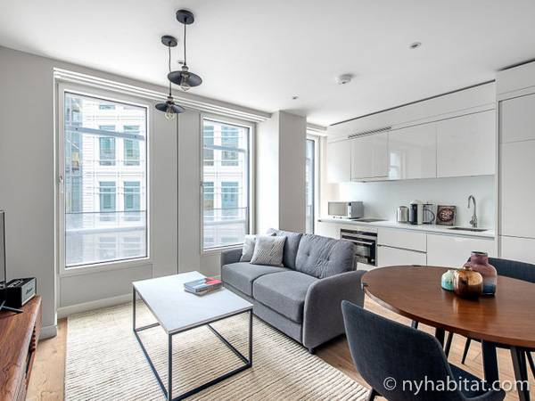 London - 1 Bedroom apartment - Apartment reference LN-2020