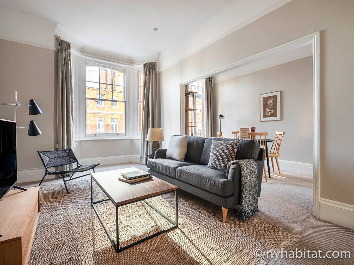 London - 1 Bedroom apartment - Apartment reference LN-2021