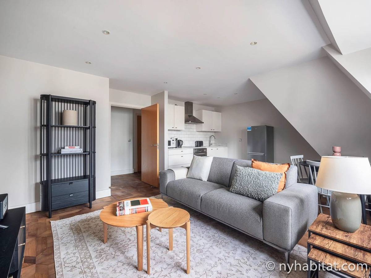 London - 1 Bedroom apartment - Apartment reference LN-2023