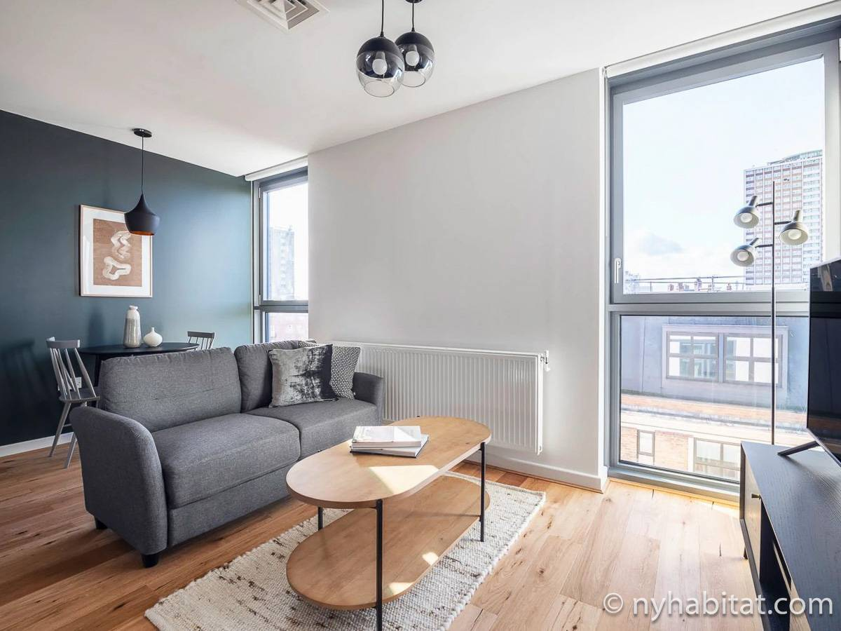 London - 1 Bedroom apartment - Apartment reference LN-2024
