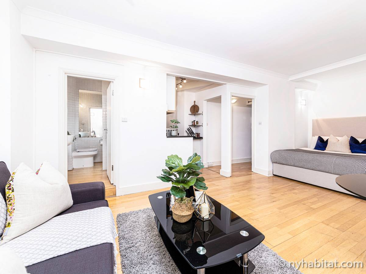 London - Studio apartment - Apartment reference LN-2030