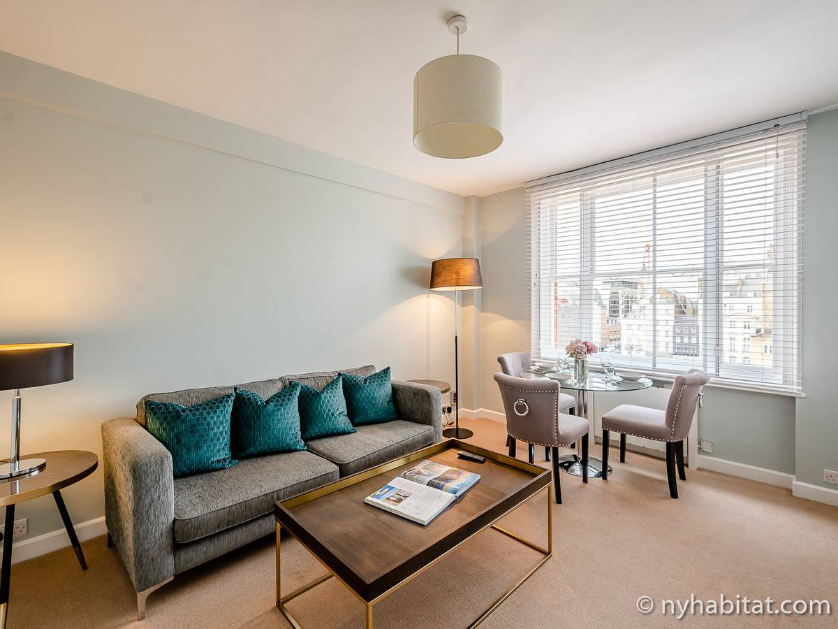 London - 1 Bedroom apartment - Apartment reference LN-2031
