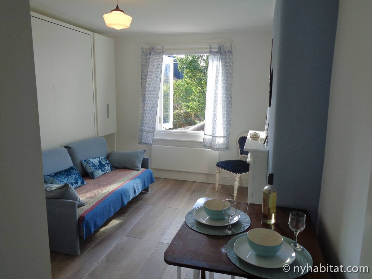 London - Studio apartment - Apartment reference LN-2034