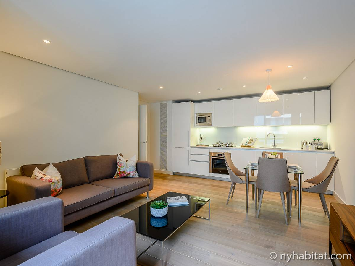 London - 1 Bedroom apartment - Apartment reference LN-2035