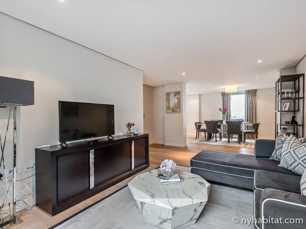 London - 3 Bedroom apartment - Apartment reference LN-2036