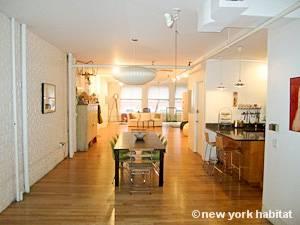 Logement à New York, Location meublée T3 - Tribeca (NY-347)