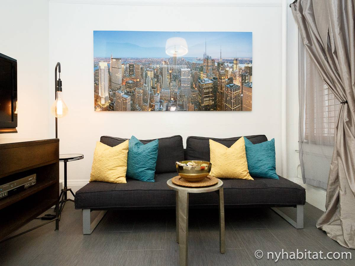 New York - 1 Bedroom apartment - Apartment reference NY-481