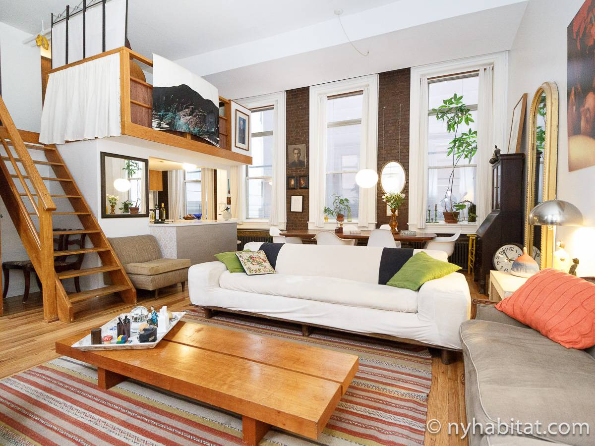 New York - 2 Bedroom apartment - Apartment reference NY-955