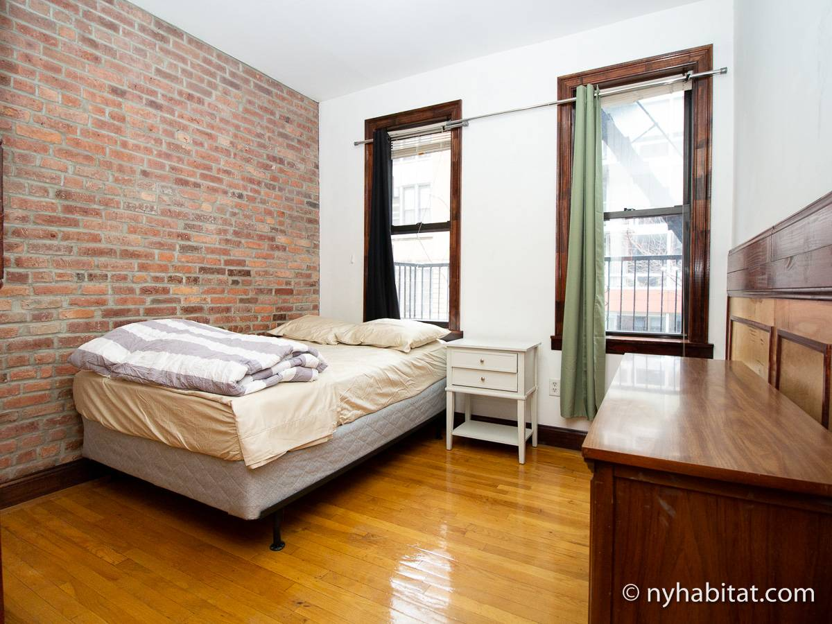 New York - 2 Bedroom apartment - Apartment reference NY-10510