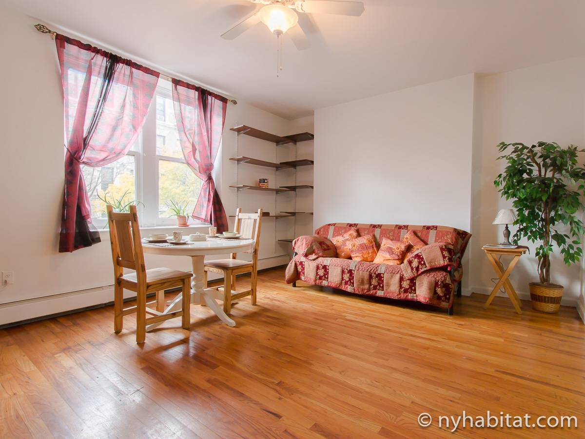 New York - Alcove Studio apartment - Apartment reference NY-10672