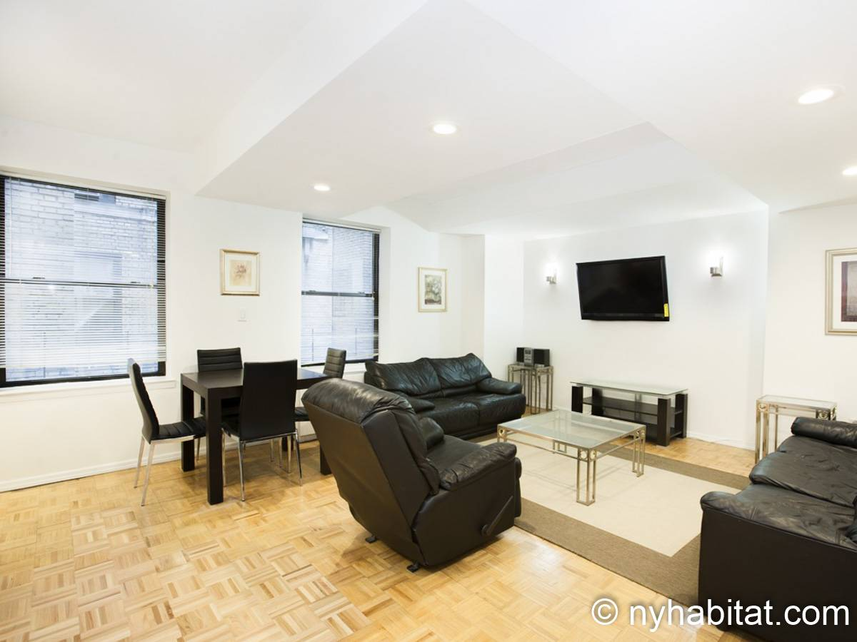 New York - 1 Bedroom apartment - Apartment reference NY-10891