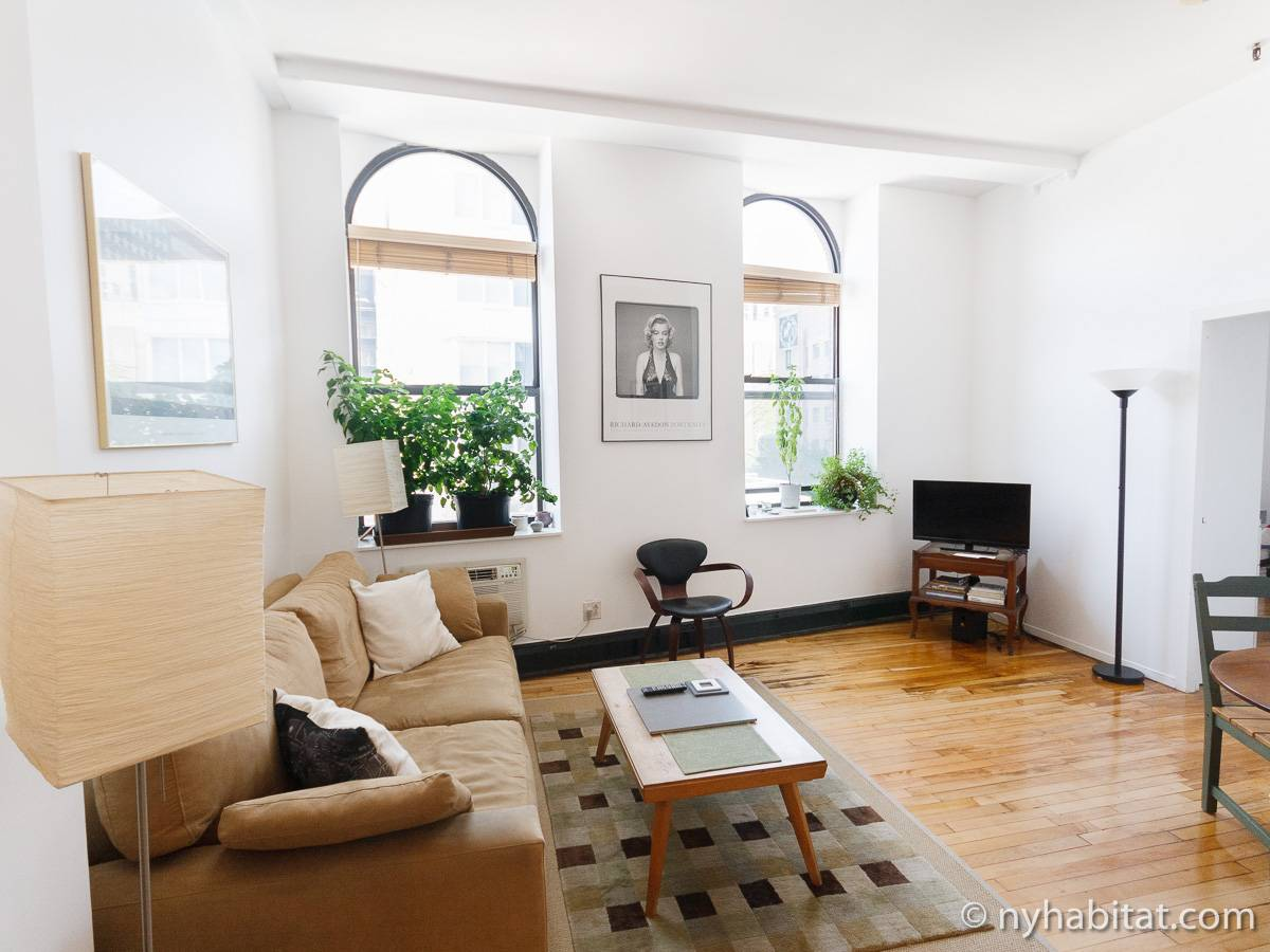 New York - 1 Bedroom apartment - Apartment reference NY-10899
