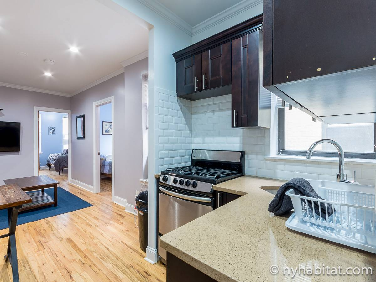 New York - 2 Bedroom apartment - Apartment reference NY-10991