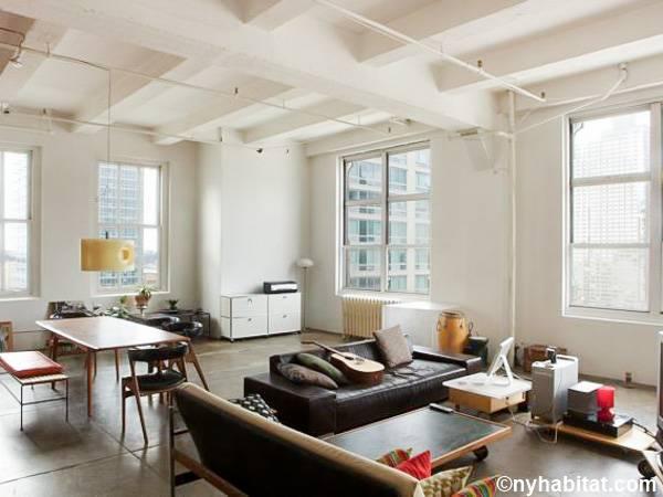 New York Apartment Alcove Studio Loft Apartment Rental In