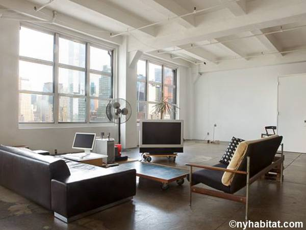 New York Apartment Alcove Studio Loft Apartment Rental In
