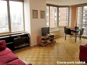 living room fuck new york accommodation 1 bedroom apartment rental in 11338