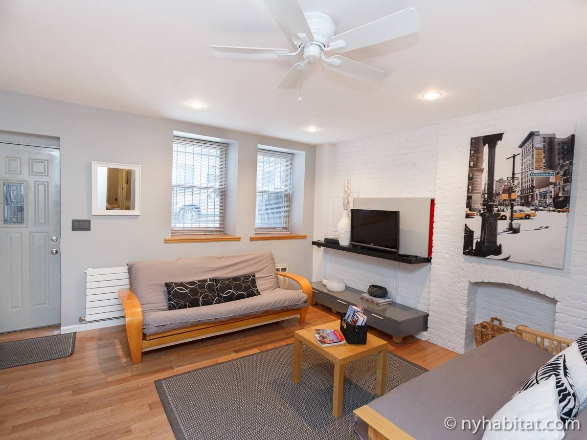 New York - 1 Bedroom accommodation - Apartment reference NY-11526
