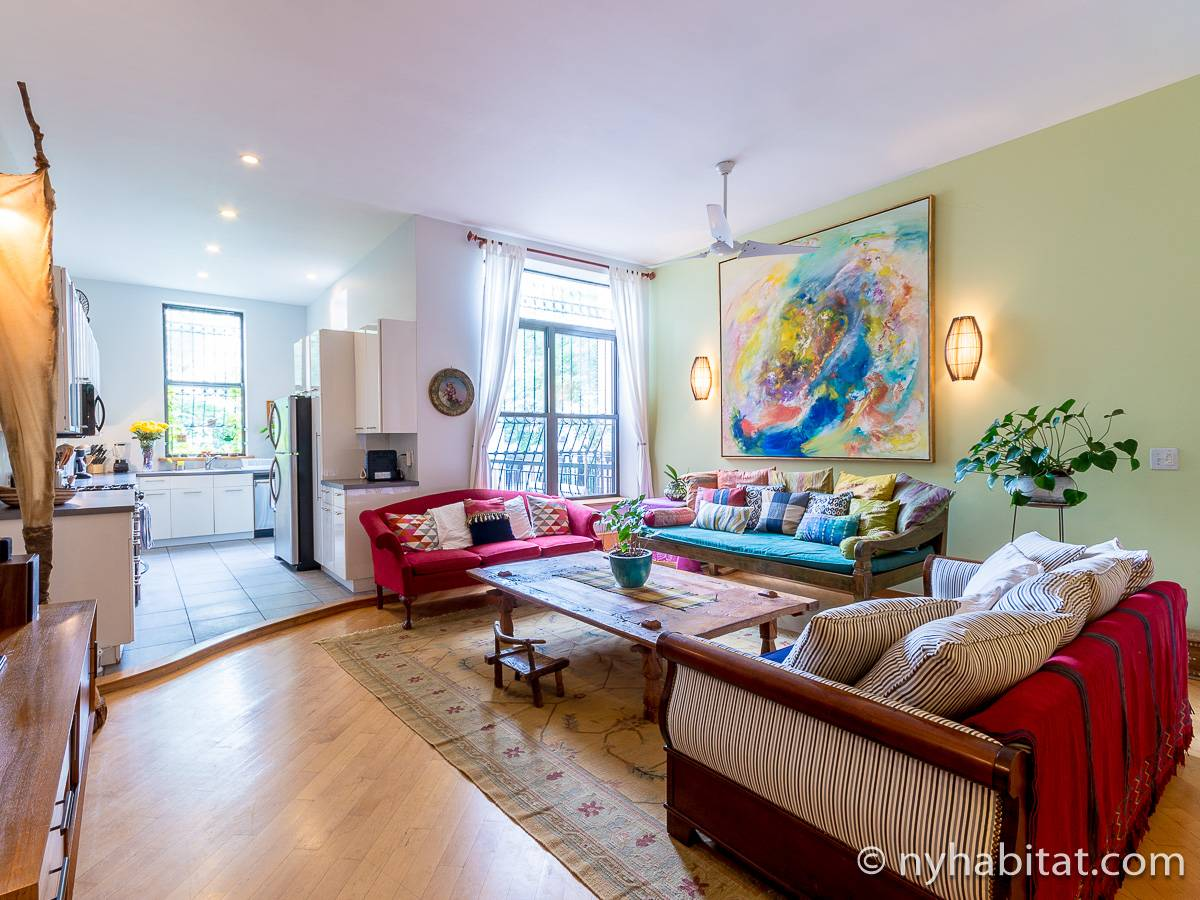 New York - 4 Bedroom apartment - Apartment reference NY-11554