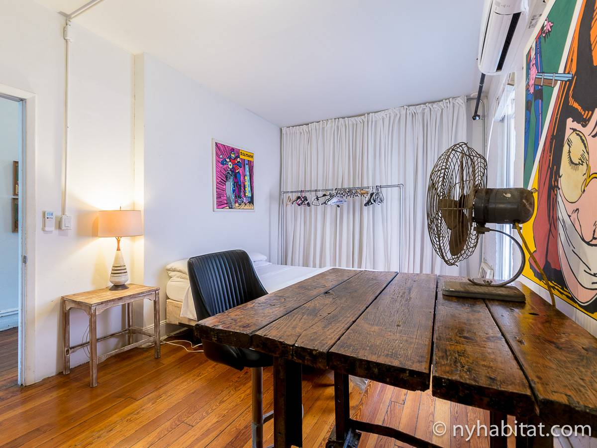 new york apartment: 3 bedroom loft apartment rental in