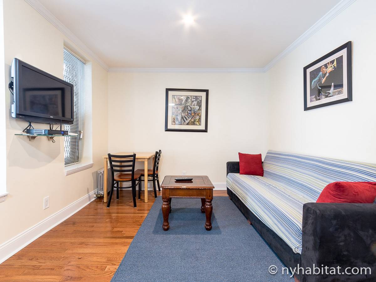 New York - 1 Bedroom apartment - Apartment reference NY-11789