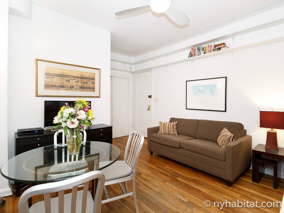 New York - 1 Bedroom apartment - Apartment reference NY-11928