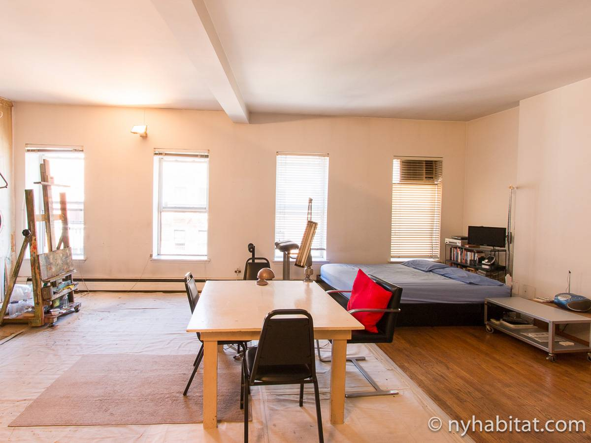 New York - Studio apartment - Apartment reference NY-12076