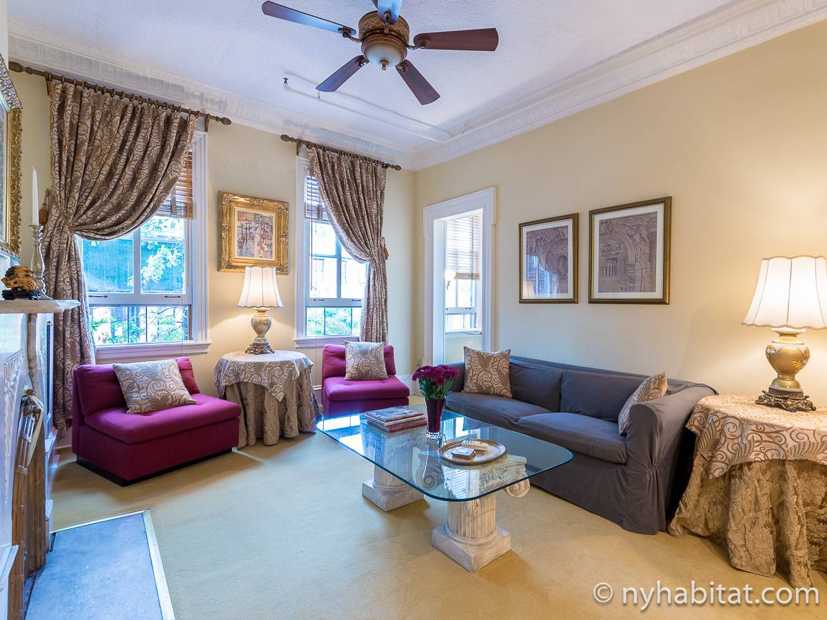 New York - 1 Bedroom apartment - Apartment reference NY-12204
