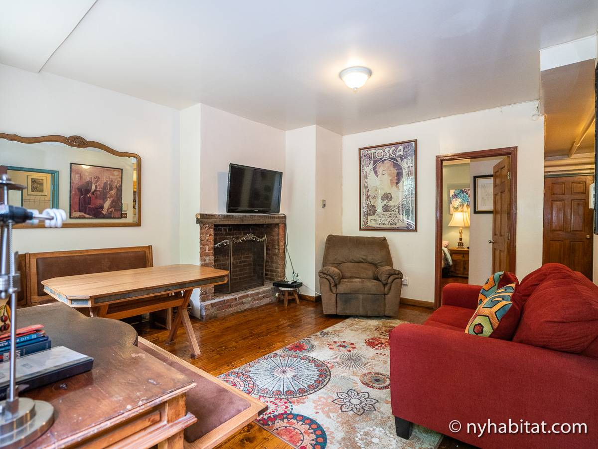 New York Furnished Rental - Apartment reference NY-12209