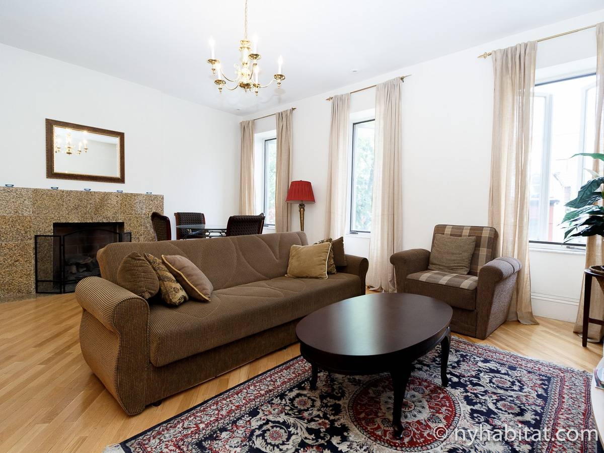 New York - 2 Bedroom accommodation - Apartment reference NY-12256