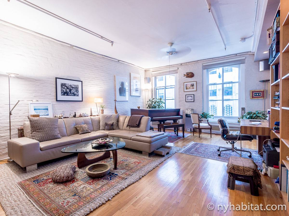 New York - 1 Bedroom accommodation - Apartment reference NY-12330