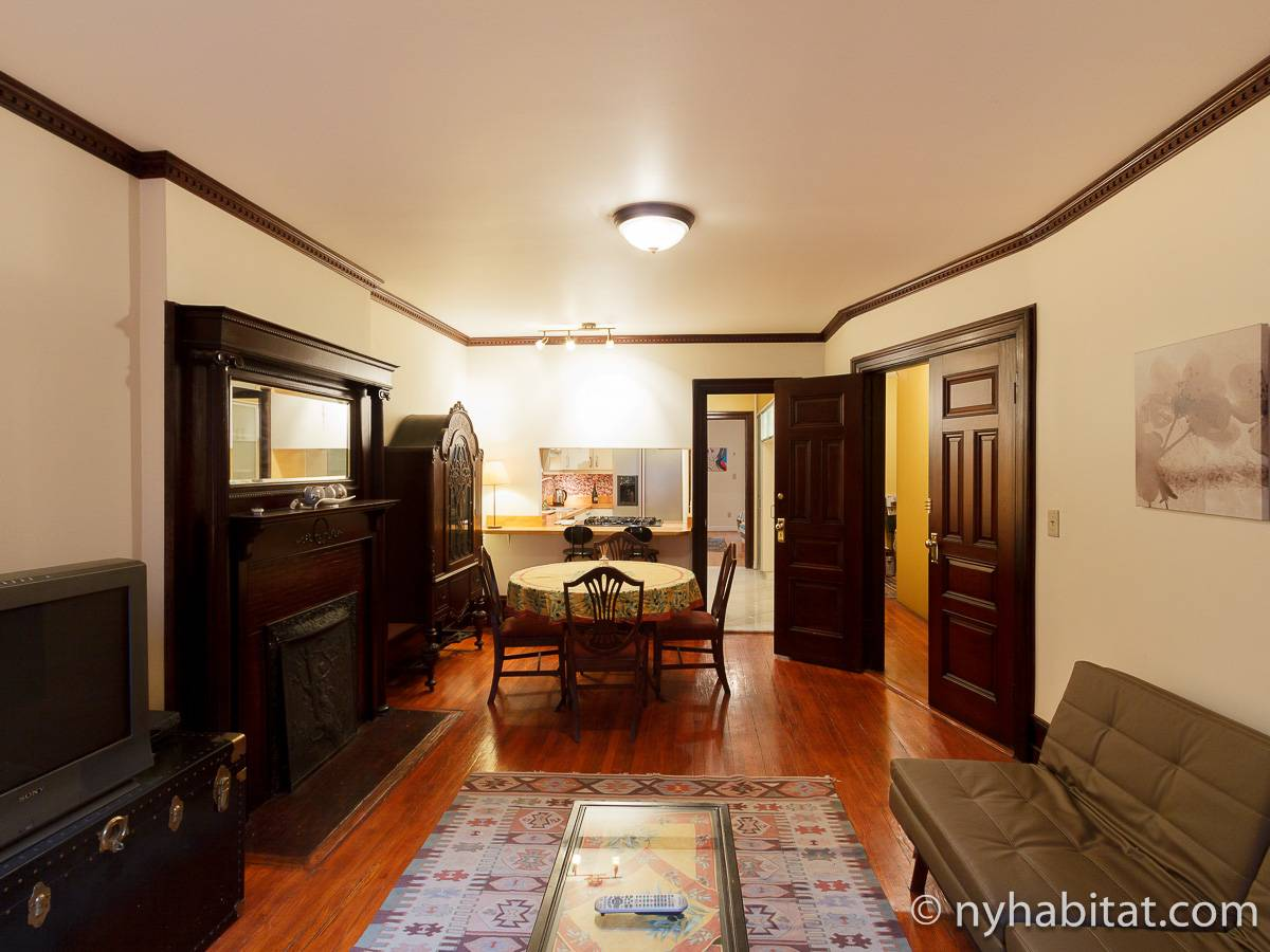 New York - 1 Bedroom apartment - Apartment reference NY-12363