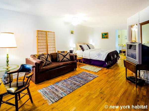 New York - Studio accommodation - Apartment reference NY-12420
