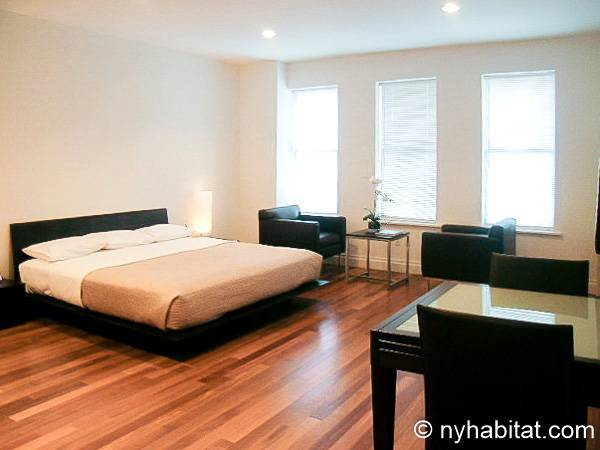 New York - Studio T1 appartement location vacances - Appartement référence NY-12424