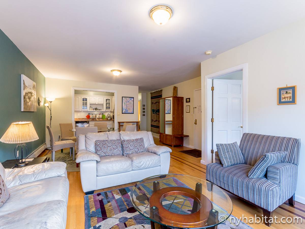 New York - 3 Bedroom apartment - Apartment reference NY-12445