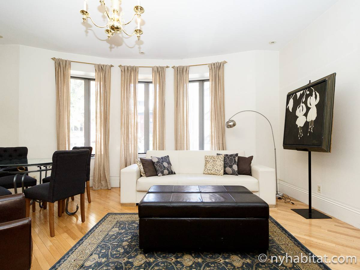 New York - 2 Bedroom accommodation - Apartment reference NY-12452