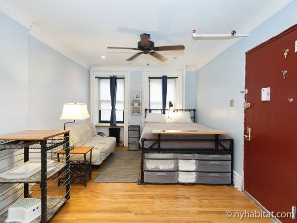 New York - Studio apartment - Apartment reference NY-12454