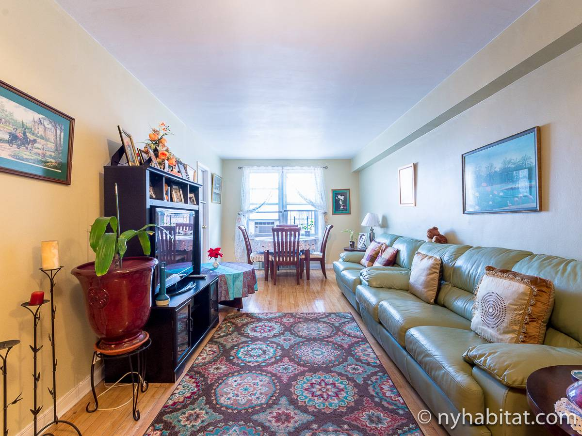 New York - 2 Bedroom roommate share apartment - Apartment reference NY-12465