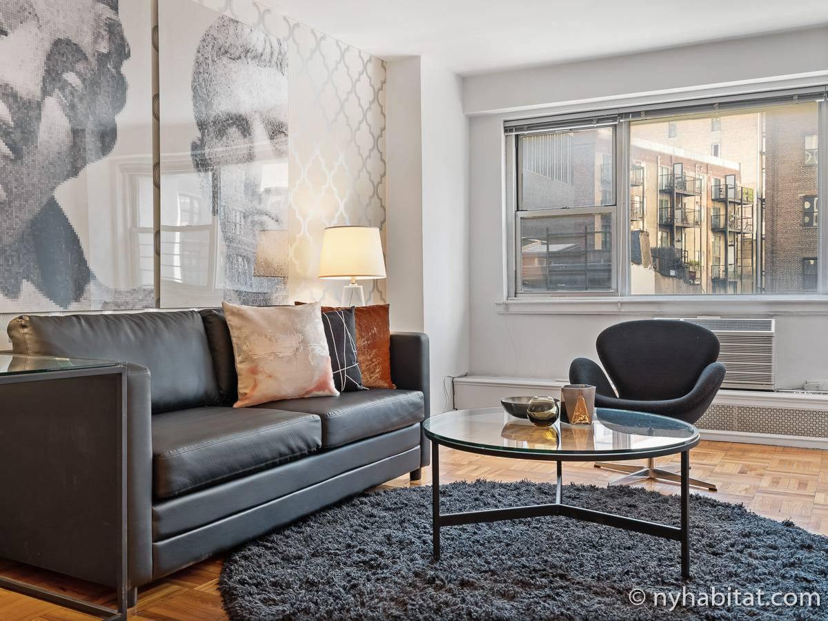 New York - 1 Bedroom apartment - Apartment reference NY-12502