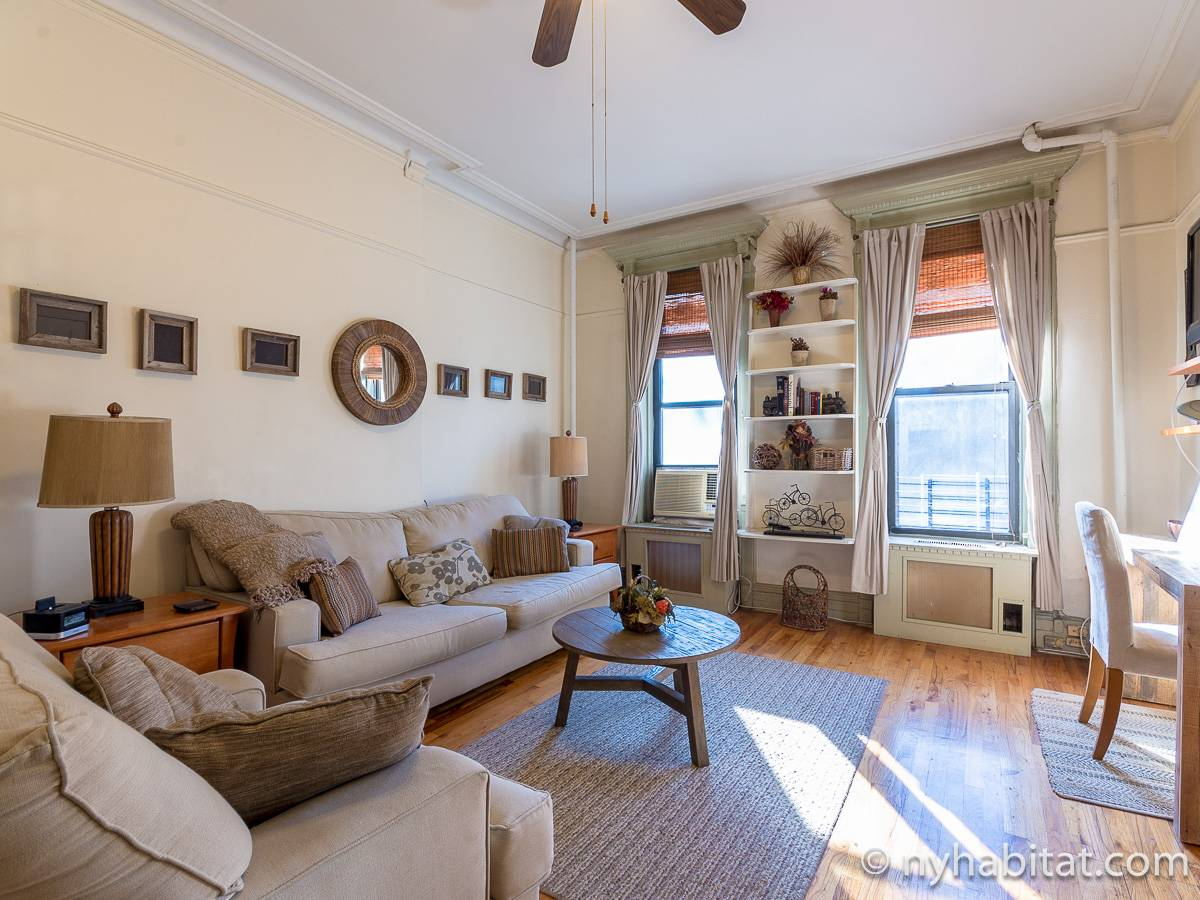 New York - Studio apartment - Apartment reference NY-12768