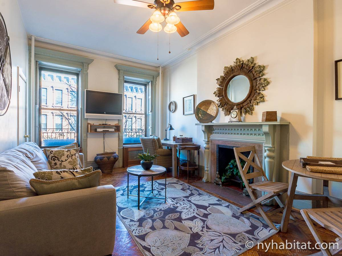New York - 1 Bedroom apartment - Apartment reference NY-12769