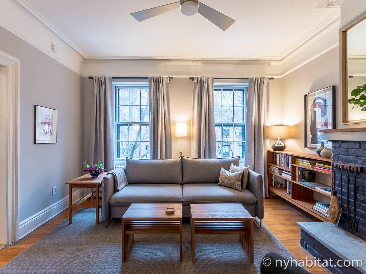 New York Apartment: 1 Bedroom Apartment Rental in Brooklyn ...