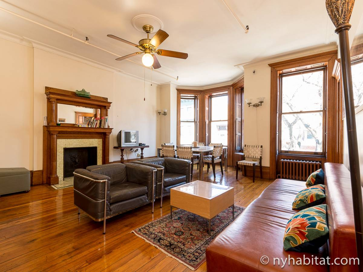 New York - 3 Bedroom accommodation - Apartment reference NY-14033