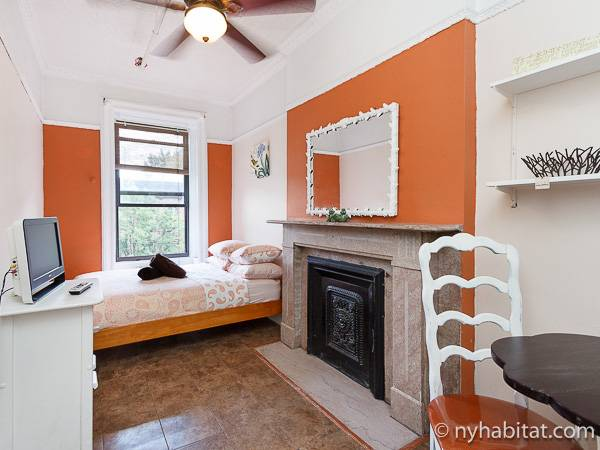 New York - 1 Bedroom accommodation bed breakfast - Apartment reference NY-14035